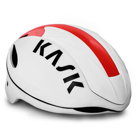 Kask Infinity Helmet white/red